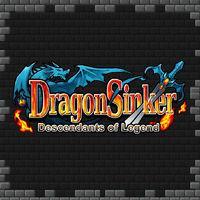 Portada oficial de Dragon Sinker eShop para Nintendo 3DS