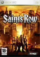 Portada oficial de de Saints Row para Xbox 360