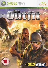 Portada oficial de The Outfit para Xbox 360