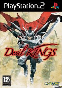 Portada oficial de Devil Kings para PS2