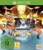 Portada oficial de de Naruto Shippuden: Ultimate Ninja Storm Legacy para Xbox One