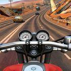 Portada oficial de de Moto Rider GO: Highway Traffic para Android
