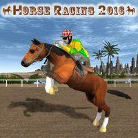 Portada oficial de Horse Racing 2016 para PS4