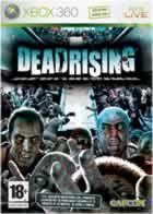 Portada oficial de de Dead Rising para Xbox 360