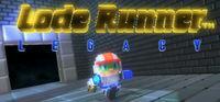 Portada oficial de Lode Runner Legacy para PC