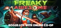 Portada oficial de Freaky Awesome para PC