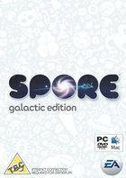 Portada oficial de de Spore para PC