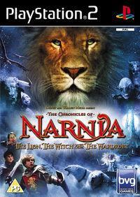 Portada oficial de Crónicas de Narnia para PS2