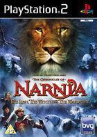 Portada oficial de de Crónicas de Narnia para PS2