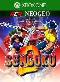 Portada oficial de NeoGeo Sengoku 2 para Xbox One