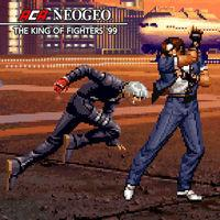 Portada oficial de NeoGeo The King of Fighters '99 para Switch