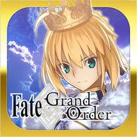 Portada oficial de Fate/Grand Order para Android
