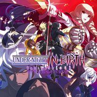 Portada oficial de Under Night In-Birth Exe:Late[st] PSN para PSVITA