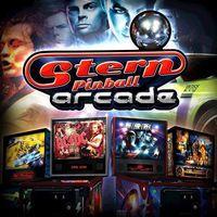 Portada oficial de Stern Pinball Arcade para PS4