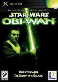 Portada oficial de Obi-Wan para Xbox