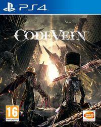 Portada oficial de Code Vein para PS4