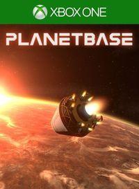Portada oficial de Planetbase para Xbox One