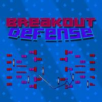 Portada oficial de Breakout Defense eShop para Nintendo 3DS