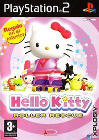 Portada oficial de Hello Kitty para PS2
