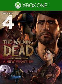 Portada oficial de The Walking Dead: A New Frontier - Episode 4 para Xbox One