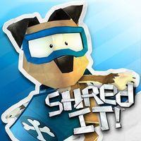 Portada oficial de Shred It! para PS4