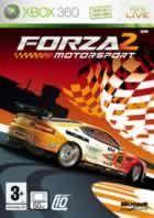 Portada oficial de de Forza Motorsport 2 para Xbox 360