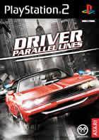 Portada oficial de de Driver Parallel Lines para PS2