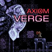 Portada oficial de Axiom Verge para Switch