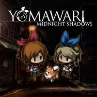Portada oficial de Yomawari: Midnight Shadows PSN para PSVITA