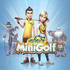 Portada oficial de de Infinite Minigolf para PS4