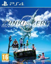 Portada oficial de Zanki Zero: Last Beginning para PS4