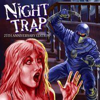 Portada oficial de Night Trap: 25th Anniversary Edition para PS4
