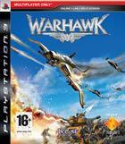 Portada oficial de de Warhawk para PS3