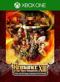 Portada oficial de Romance of the Three Kingdoms XIII: Fame and Strategy Expansion Pack Bundle para Xbox One