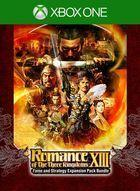 Portada oficial de de Romance of the Three Kingdoms XIII: Fame and Strategy Expansion Pack Bundle para Xbox One