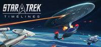 Portada oficial de Star Trek Timelines para PC