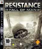 Portada oficial de de Resistance: Fall of Man para PS3