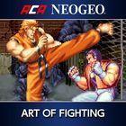 Portada oficial de de NeoGeo Art of Fighting para PS4