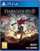 Portada oficial de de Darksiders III para PS4