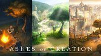 Portada oficial de Ashes of Creation para PC