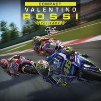 Portada oficial de Valentino Rossi The Game Compact para PS4