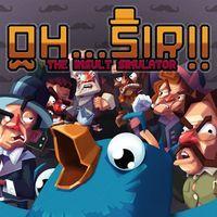 Portada oficial de Oh...Sir! The Insult Simulator para PS4