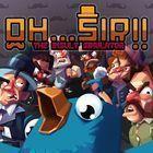 Portada oficial de de Oh...Sir! The Insult Simulator para PS4