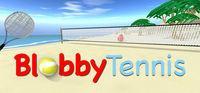 Portada oficial de Blobby Tennis para PC