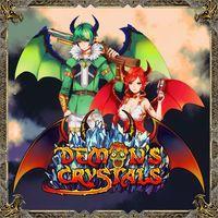 Portada oficial de Demon's Crystals para PS4