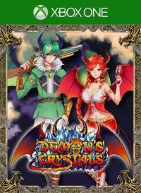 Portada oficial de Demon's Crystals para Xbox One