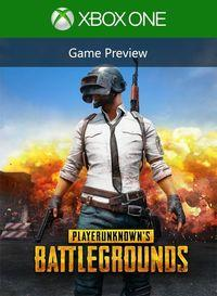 Portada oficial de Playerunknown's Battlegrounds para Xbox One