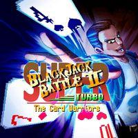 Portada oficial de Super Blackjack Battle II Turbo Edition para PS4
