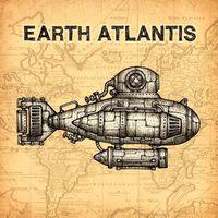 Portada oficial de Earth Atlantis para PS4