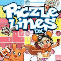 Portada oficial de Piczle Lines DX para Switch